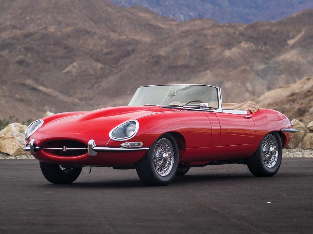 1965 jaguar e type series 1 4 2 litre roadster. Black Bedroom Furniture Sets. Home Design Ideas