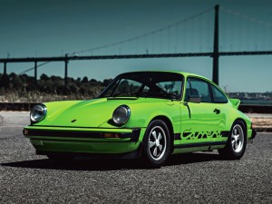 Porsche 911 Carrera 2.7 MFI Coupe – 1974