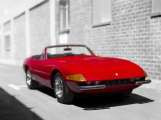 Ferrari 365 GTB4 Daytona Spider – 1972