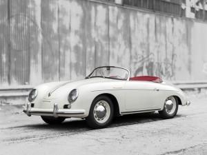Porsche 356 A 1600 Speedster – 1956