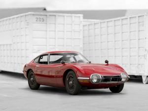 Toyota 2000 GT – 1967