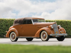 Packard One-Twenty Convertible Victoria – 1936