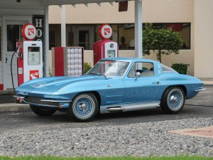 "Chevrolet Corvette Sting Ray GM Styling ""GPV-57"" – 1964"