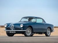Alfa Romeo 1900C Super Sprint Coupe - 1957