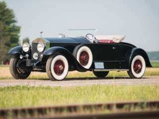Rolls Royce Phantom I Playboy Roadster – 1927