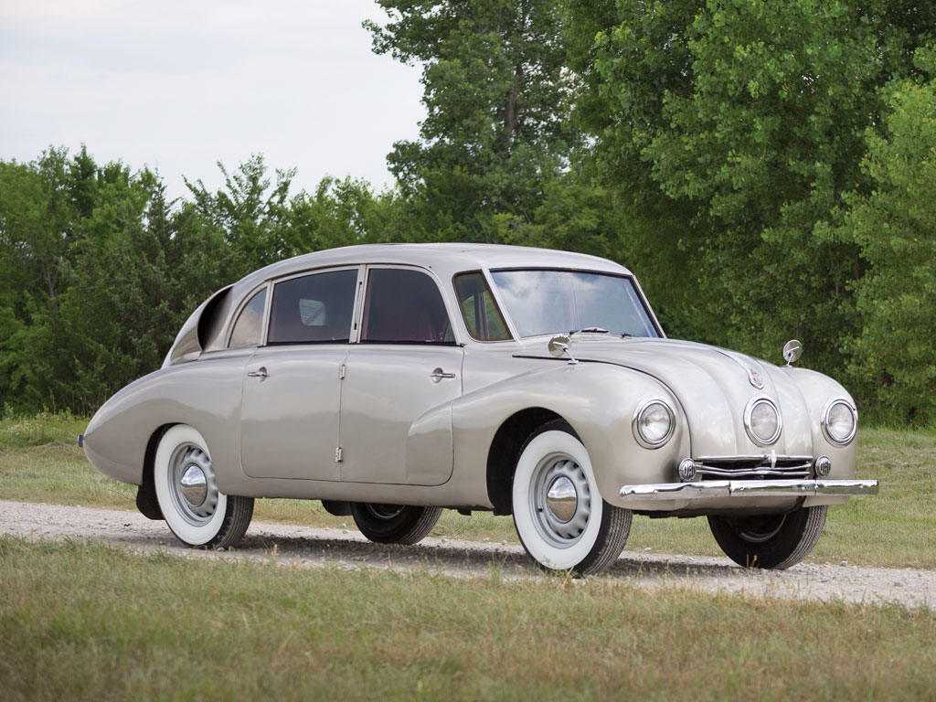 Tatra T87 – 1948