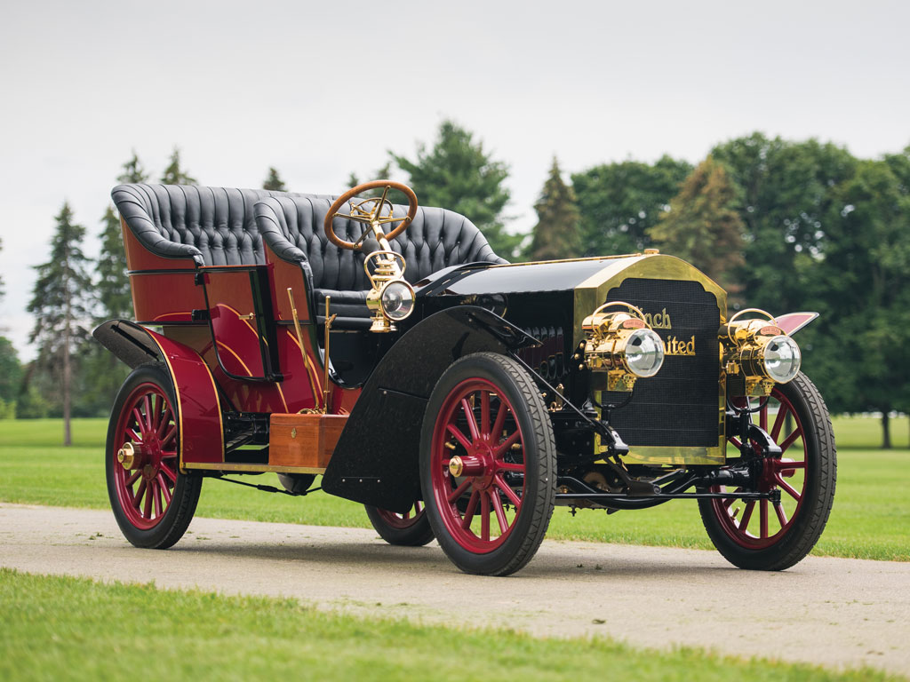 Pungs Finch Finch Limited Touring – 1906