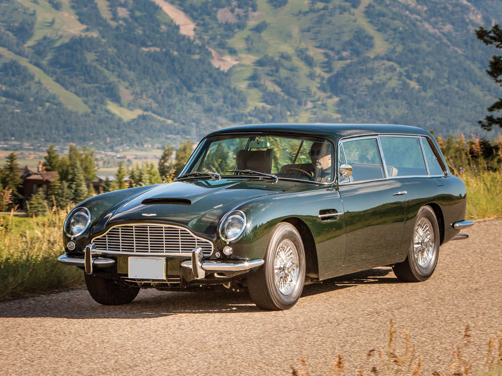 Aston Martin DB6 Mk I Shooting Brake - 1967