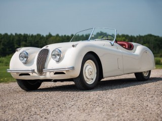 Jaguar XK120 Roadster – 1953