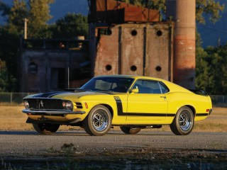 Ford Mustang Boss 302 – 1970