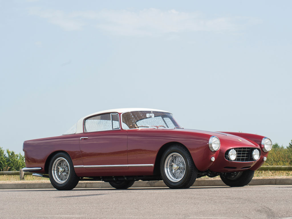 Ferrari 250 GT Coupe by Boano – 1957