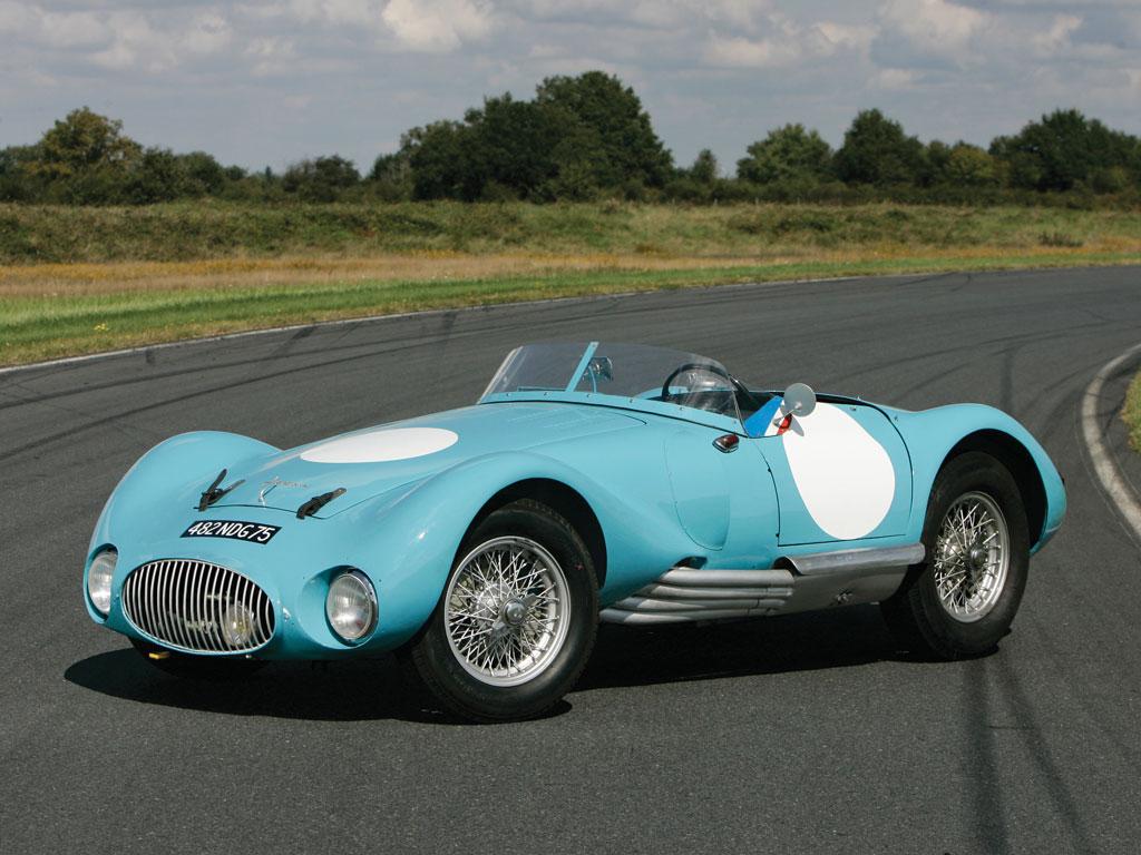 Gordini Type 24 S – 1953