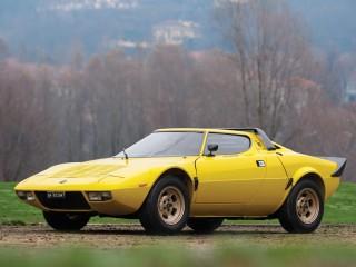 Lancia Stratos HF Stradale – 1977