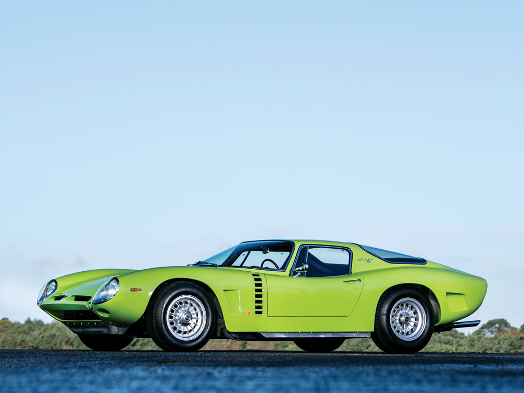 Iso Grifo A3/C Stradale – 1965