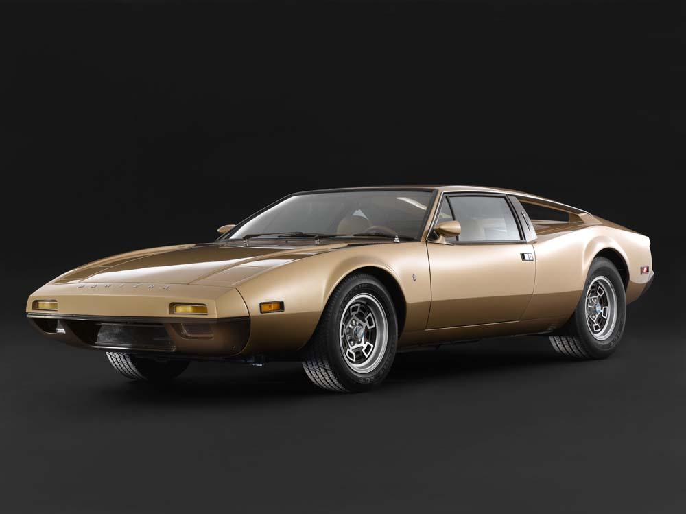 De Tomaso Montella Concept Car