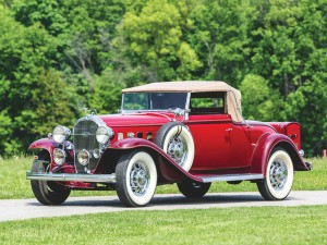 Buick Series 90 Coupe Roadster – 1932
