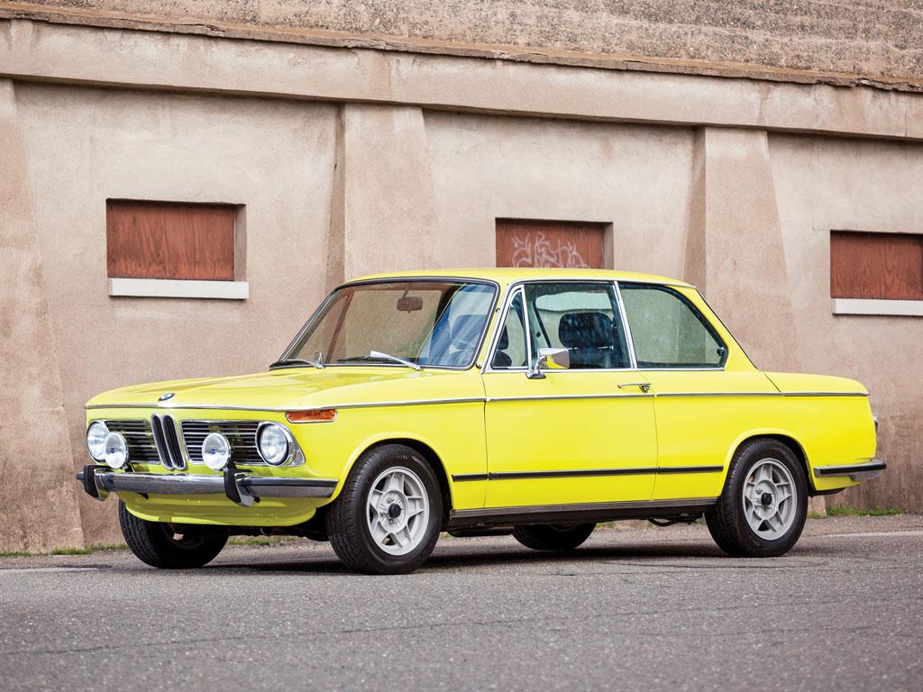 BMW 2002 – 1972