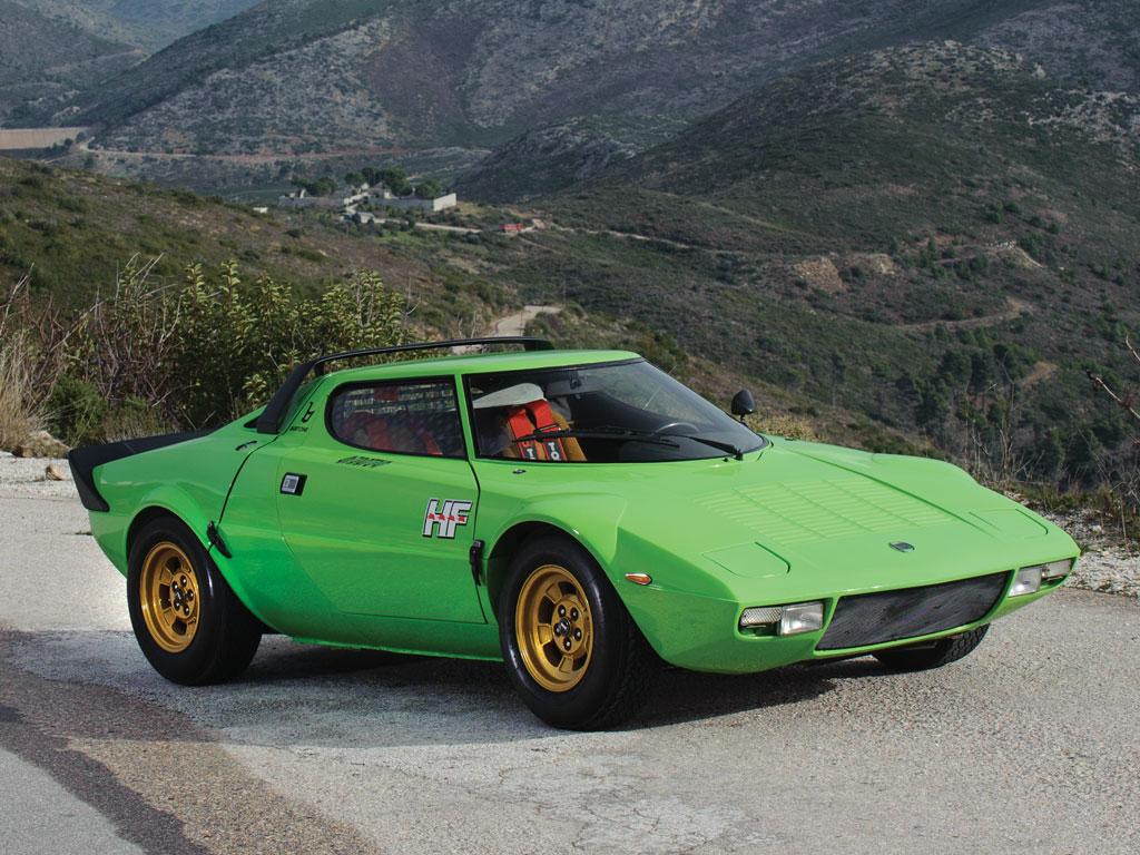 Lancia Stratos HF Stradale – 1974