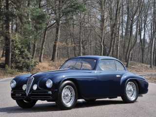 Alfa Romeo 6C 2500 SS Villa d'Este by Touring Milano – 1949