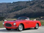 Fiat 8V Cabriolet by Vignale – 1953