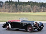 Talbot-Lago T23 Major 4-Litre Cabriolet – 1939