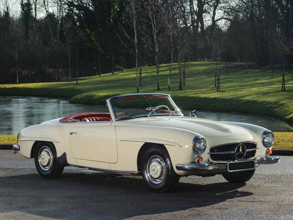Mercedes Benz 190 SL - 1957