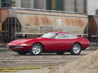 Ferrari 365 GTB4 Daytona Berlinetta – 1973