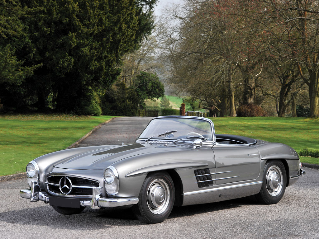 Mercedes Benz 300 SL Roadster – 1958