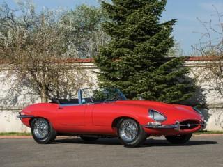 Jaguar E-Type Series 1 3.8-Litre Roadster – 1964