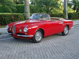 Alfa Romeo 1900 Super Sprint Cabriolet – 1955