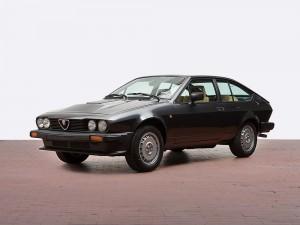 Alfa Romeo Alfetta GTV6 2.5L – 1983