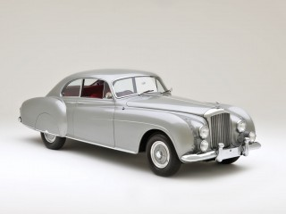 Bentley R Type Continental Fastback Sports Saloon – 1953