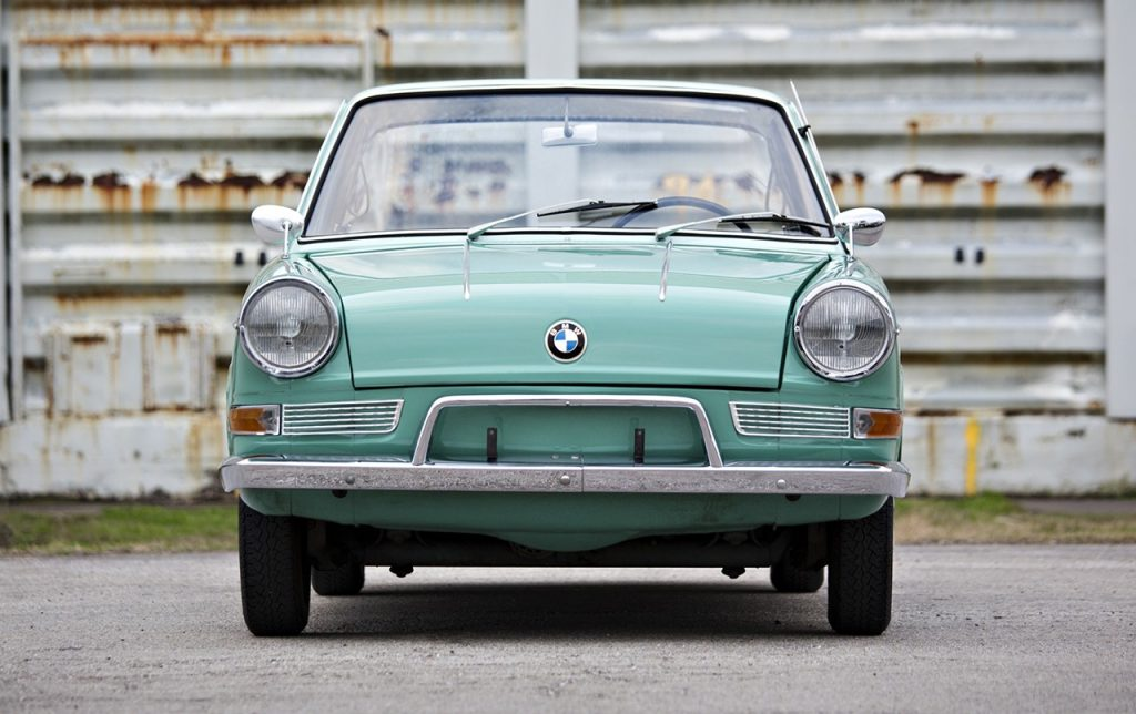 Bmw 700 Ls Coupe 1965