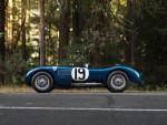 Jaguar C Type Works Lightweight - 1953