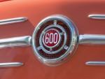 Fiat 600 Jolly del 1960 e Fiat 600 Multipla del 1958