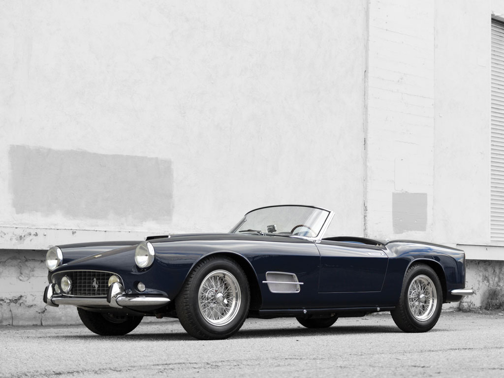 Ferrari 250 GT California LWB - 1959