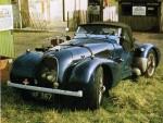 Aston Martin Speed Model