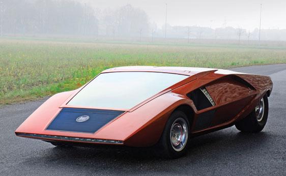 Lancia Stratos HF Zero – 1970