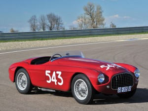 Ferrari 212 Export Barchetta – 1952