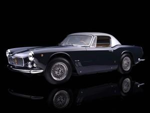 Maserati 3500 GT Spyder by Vignale – 1961