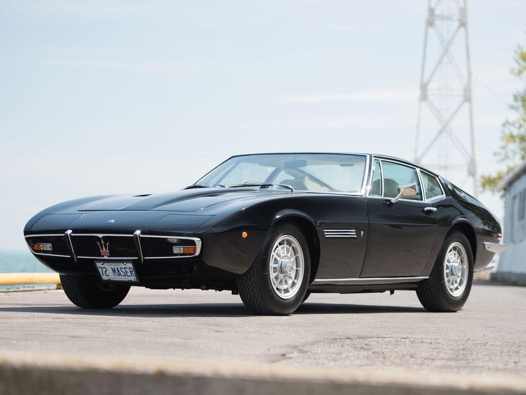 Maserati Ghibli SS – 1972