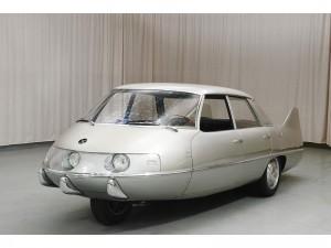 Pininfarina X – 1960