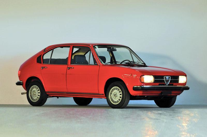 Alfa Romeo Alfasud Super 1.2 – 1978