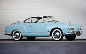Volkswagen Karmann Ghia – 1963