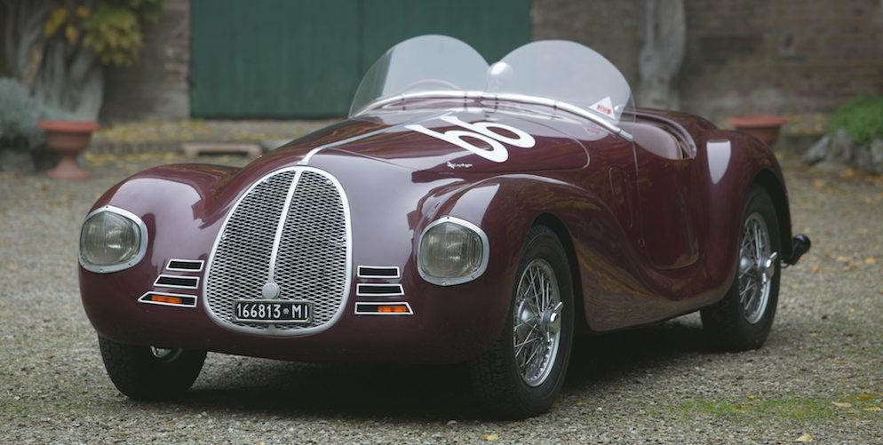 Auto Avio Costruzioni 815 – 1940 La prima Ferrari