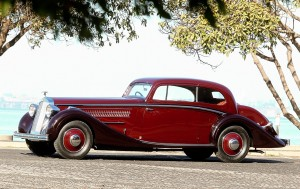 Hispano Suiza K6 Coupe – 1937