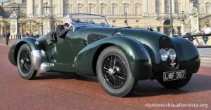 Aston Martin Speed Model Type C – 1940