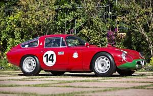 Alfa Romeo Giulia TZ – 1965