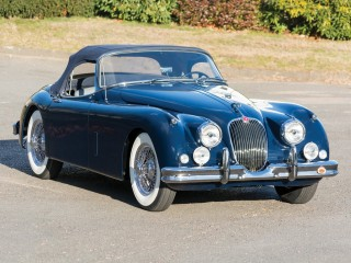 Jaguar XK150 S 3.4 Roadster – 1958