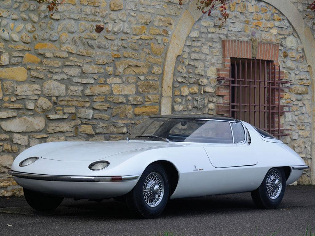 Chevrolet Corsari Testudo – 1963